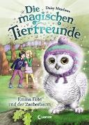 Cover-Bild zu Die magischen Tierfreunde 11 - Emma Eule und der Zauberbaum von Meadows, Daisy