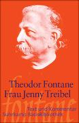 Cover-Bild zu Fontane, Theodor: Frau Jenny Treibel
