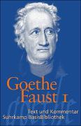 Cover-Bild zu Goethe, Johann Wolfgang: Faust