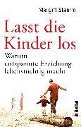 Cover-Bild zu Stamm, Margrit: Lasst die Kinder los