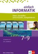 Cover-Bild zu Hromkovic, Juraj: Einfach Informatik / Einfach Informatik 7 ? 9 Daten darstellen, verschlüsseln, komprimieren