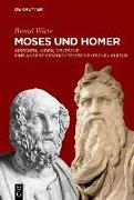 Cover-Bild zu Witte, Bernd: Moses und Homer