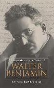 Cover-Bild zu Daub, Adrian (Solist): A Companion to the Works of Walter Benjamin