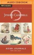 Cover-Bild zu Campbell, Joseph: Asian Journals: India and Japan