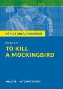Cover-Bild zu Lee, Harper: To Kill a Mockingbird von Harper Lee