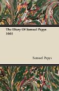 Cover-Bild zu Pepys, Samuel: The Diary of Samuel Pepys 1661