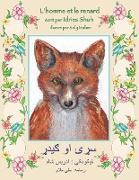 Cover-Bild zu Shah, Idries: L'Homme et le renard: French-Pashto Edition