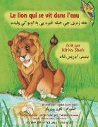 Cover-Bild zu Shah, Idries: Le Lion qui se vit dans l'eau: French-Pashto Edition
