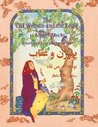 Cover-Bild zu Shah, Idries: The Old Woman and the Eagle: English-Dari Edition