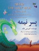 Cover-Bild zu Shah, Idries: Neem the Half-Boy: English-Dari Edition