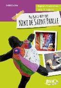 Cover-Bild zu Kunst-Stationen mit Kindern: Die bunte Welt der Niki de Saint Phalle von Jahns, Astrid