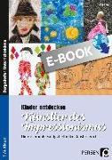 Cover-Bild zu Kinder entdecken Künstler des Impressionismus (eBook) von Jahns, Astrid