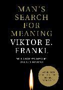 Cover-Bild zu Frankl, Viktor E.: Man's Search for Meaning