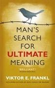 Cover-Bild zu Frankl, Viktor E: Man's Search for Ultimate Meaning