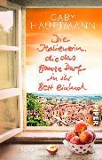 Cover-Bild zu Hauptmann, Gaby: Die Italienerin, die das ganze Dorf in ihr Bett einlud