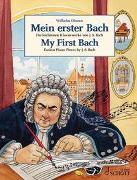 Cover-Bild zu Bach, Johann Sebastian (Komponist): Mein erster Bach