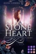 Cover-Bild zu Lionera, Asuka: Stoneheart 1: Geraubte Flamme