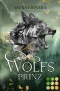 Cover-Bild zu Lionera, Asuka: Wolfsprinz (Divinitas 2)