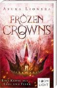 Cover-Bild zu Lionera, Asuka: Frozen Crowns 2: Eine Krone aus Erde und Feuer