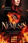 Cover-Bild zu Lionera, Asuka: Nemesis 1: Von Flammen berührt