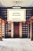 Cover-Bild zu Hagner, Michael: Die Lust am Buch
