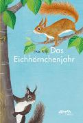 Cover-Bild zu Sixt, Eva: Das Eichhörnchenjahr