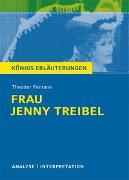 Cover-Bild zu Fontane, Theodor: Frau Jenny Treibel von Theodor Fontane