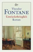 Cover-Bild zu Fontane, Theodor: Unwiederbringlich