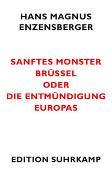 Cover-Bild zu Enzensberger, Hans Magnus: Sanftes Monster Brüssel oder Die Entmündigung Europas