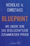 Cover-Bild zu Christakis, Nicholas Alexander: Blueprint - Wie unsere Gene das gesellschaftliche Zusammenleben prägen