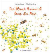 Cover-Bild zu Casta, Stefan: Die kleine Hummel baut ihr Nest