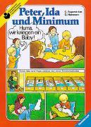 Cover-Bild zu Fagerström, Grethe: Peter, Ida und Minimum (Broschur)