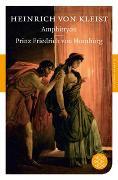 Cover-Bild zu Kleist, Heinrich von: Amphitryon / Prinz Friedrich von Homburg
