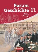 Cover-Bild zu Berg, Rudolf: Forum Geschichte, Bayern - Oberstufe, 11. Jahrgangsstufe, Schülerbuch (2. Auflage), Inhaltlich abgestimmt auf Lehrplananpassungen von 2012