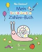 Cover-Bild zu Mein kunterbuntes Zahlen-Buch. Spielerisch die Zahlen von 1 bis 20 lernen. Für Vorschulkinder ab 5 Jahren. Durchgehend farbig von Sternbaum, Nico