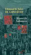 Cover-Bild zu de Goncourt, Edmond und Jules: Manette Salomon
