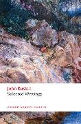Cover-Bild zu Ruskin, John: Selected Writings