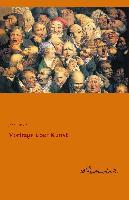 Cover-Bild zu Ruskin, John: Vorträge über Kunst