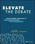 Cover-Bild zu Schwabish, Jonathan A.: Elevate the Debate