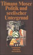 Cover-Bild zu Moser, Tilmann: Politik und seelischer Untergrund