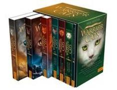 Cover-Bild zu Hunter, Erin: Warrior Cats. Zeichen der Sterne. Bände 1-6