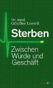 Cover-Bild zu Loewit, Günther: Sterben