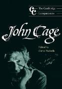 Cover-Bild zu Cross, Jonathan (Hrsg.): The Cambridge Companion to John Cage