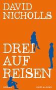 Cover-Bild zu Nicholls, David: Drei auf Reisen