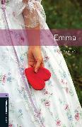 Cover-Bild zu Austen, Jane: Oxford Bookworms Library: Level 4:: Emma Audio Pack