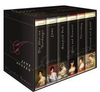 Cover-Bild zu Austen, Jane: Jane Austen - Die großen Romane (6 Bände)