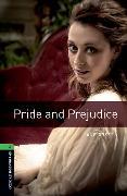Cover-Bild zu Austen, Jane: Oxford Bookworms Library: Level 6:: Pride and Prejudice