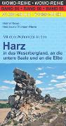 Cover-Bild zu Mit dem Wohnmobil in den Harz von Newe, Heiner