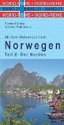 Cover-Bild zu Mit dem Wohnmobil nach Norwegen. Teil 2: Der Norden von Schulz, Reinhard