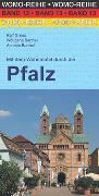 Cover-Bild zu Mit dem Wohnmobil durch die Pfalz von Gréus, Ralf